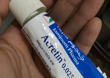 Acretin – 0.025% Tretinoin