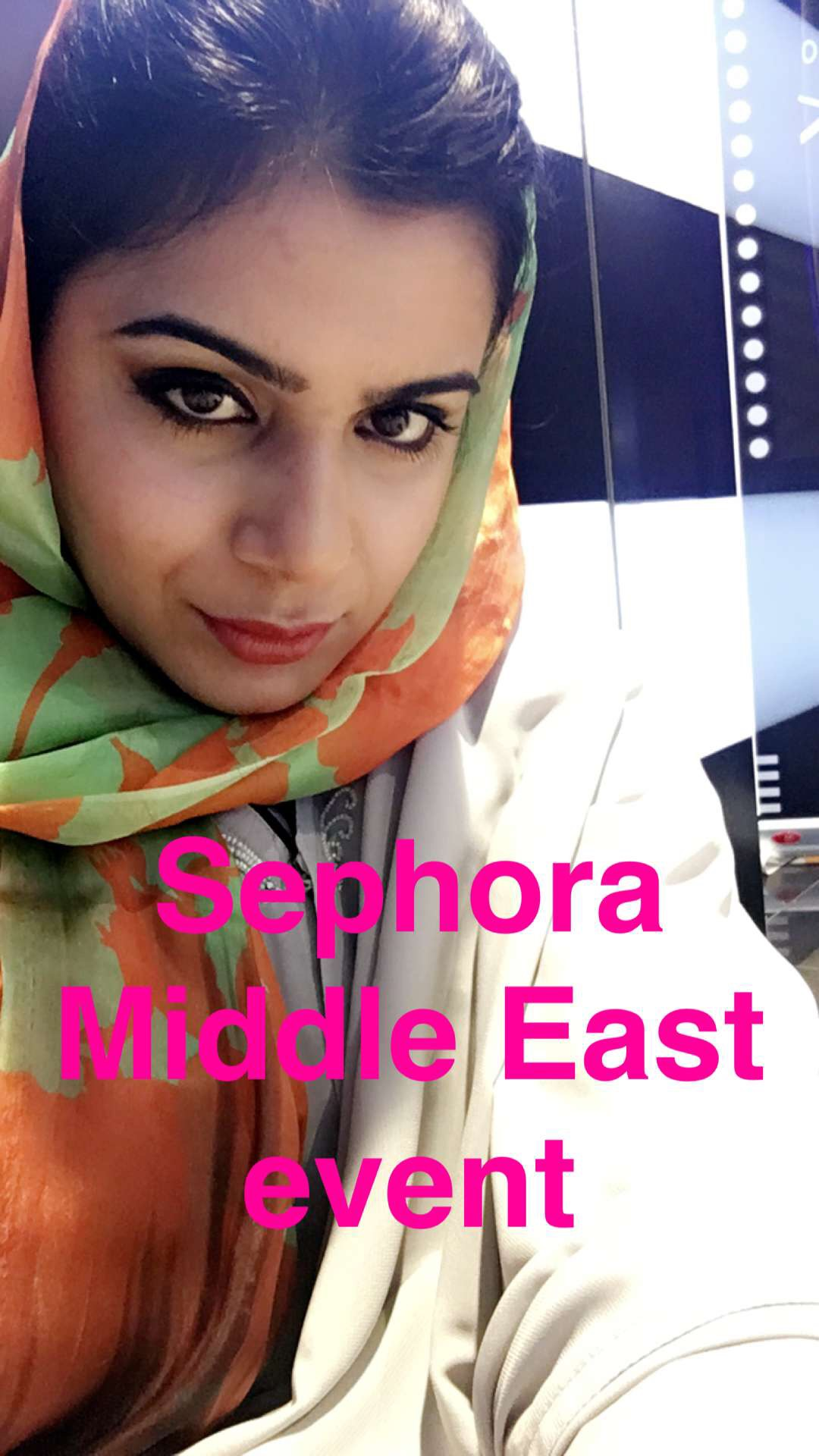 31cac7824b Sephora Makeup Action Tour Middle East – Jeddah, Saudi Arabia ...