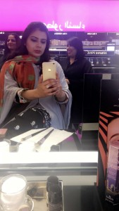 Sephora Makeup Action