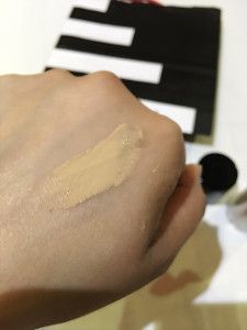 Foundation – Shade 125 = Y315 Sand