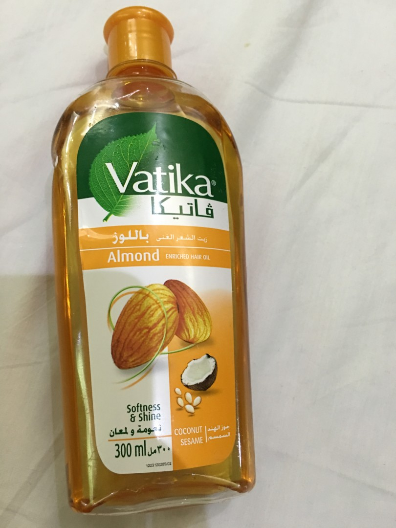 Almond Enriched Hair Oil