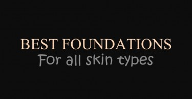 Foundations For All Skin