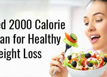 2000 Calorie Diet