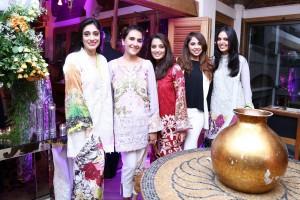 Anum Javed Akram, Ammara Khan, Shakira Usman, Saira Rizwan, Saira Faisal