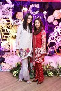 Saira Faisal, Shakia Usman