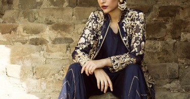 Saira Rizwan Luxury Chiffon Collection 2016 (1)