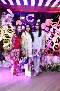 Shakira Usman, Anum Javed Akram, Saira Faisal
