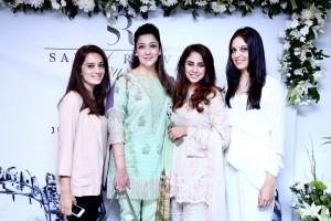 Shakira Usman, Shiza Hassan, Saira Rizwan, Saira Faisal