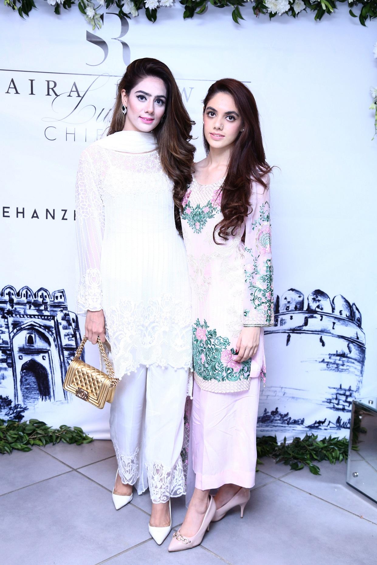 Saira Rizwan Launches Debut Unstitched Luxury Chiffon ...