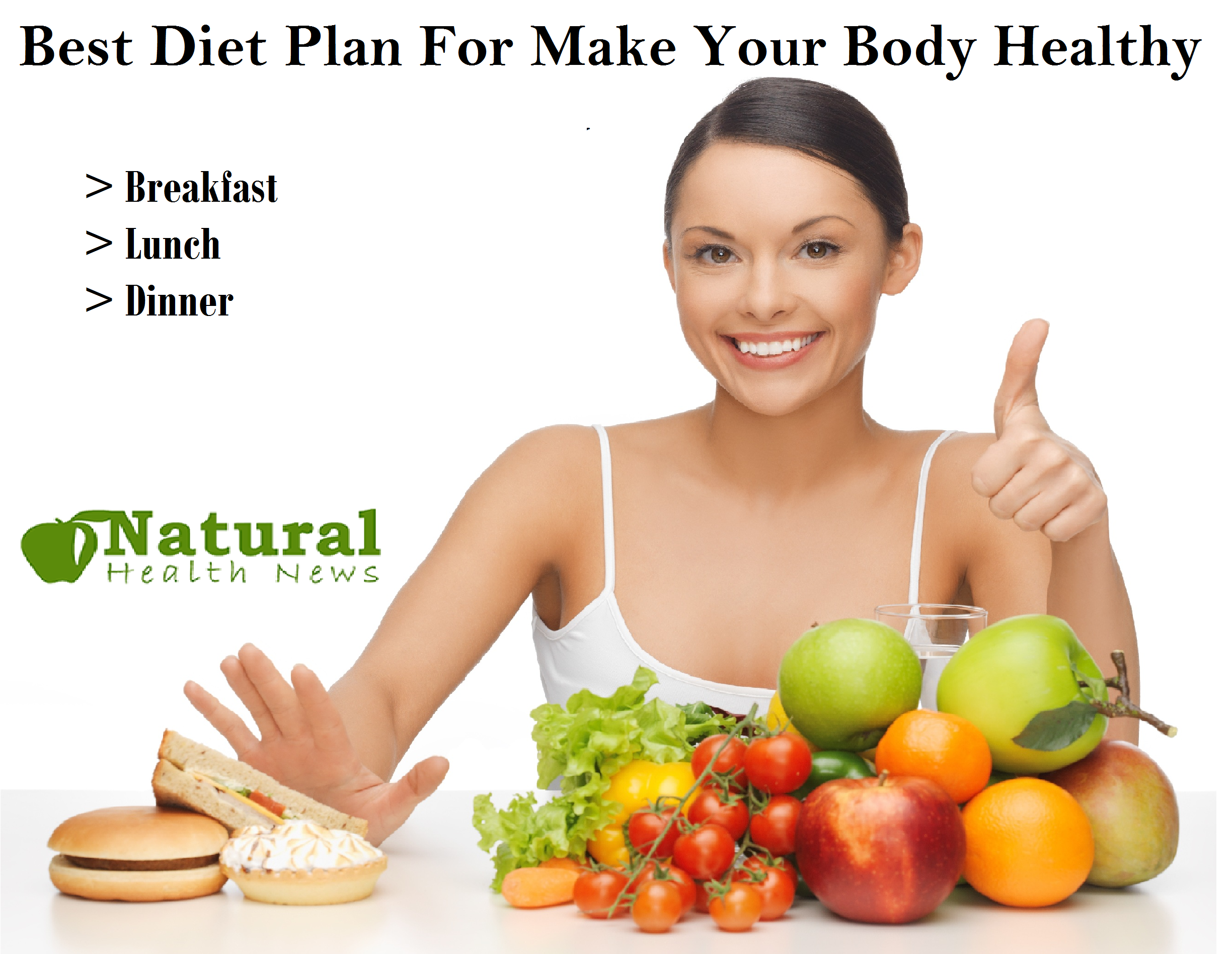 Best Foods For Your Anti Aging Diet