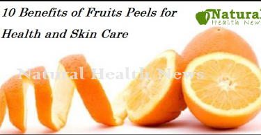 Benefits of Fruits Peels