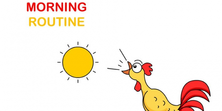 Morning Skin Routine