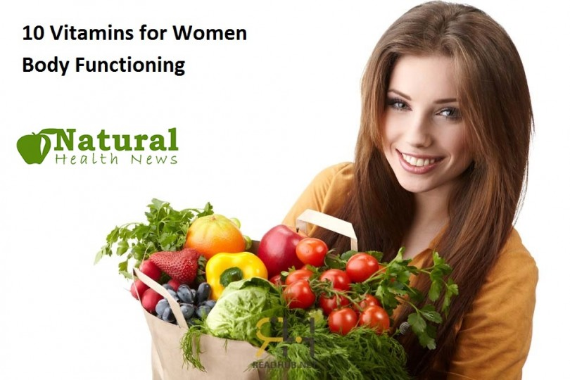 Vitamins for Women