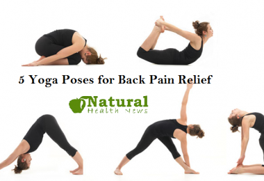 5 Yoga Poses for Back Pain Relief