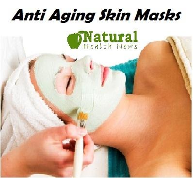 Anti Aging Skin Masks