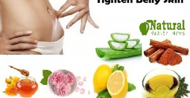 Tighten Belly Skin Naturally