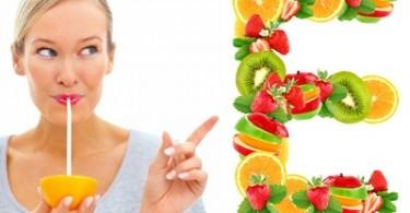 Vitamin E Benefits for Health and Body