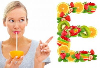 Vitamin E Benefits for Health and Body