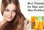 Vitamins for Hair and Skin