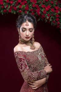 Fatima Nasir - Baarat Hair & Makeup Looks (1)