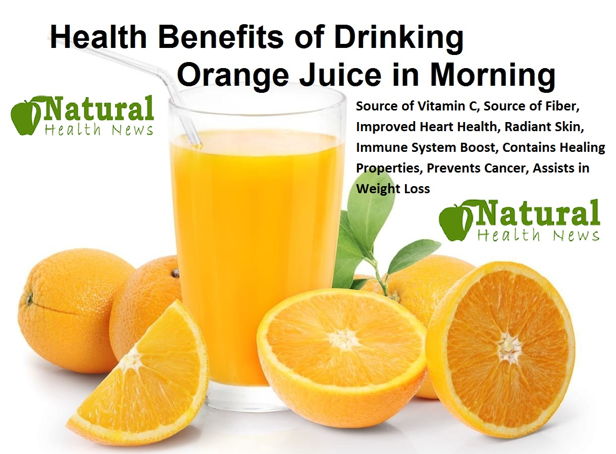 Benefits Of Juice In The Morning