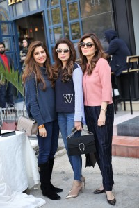 Sana Ashraf, Tamania Immad, Marriam Khokhar