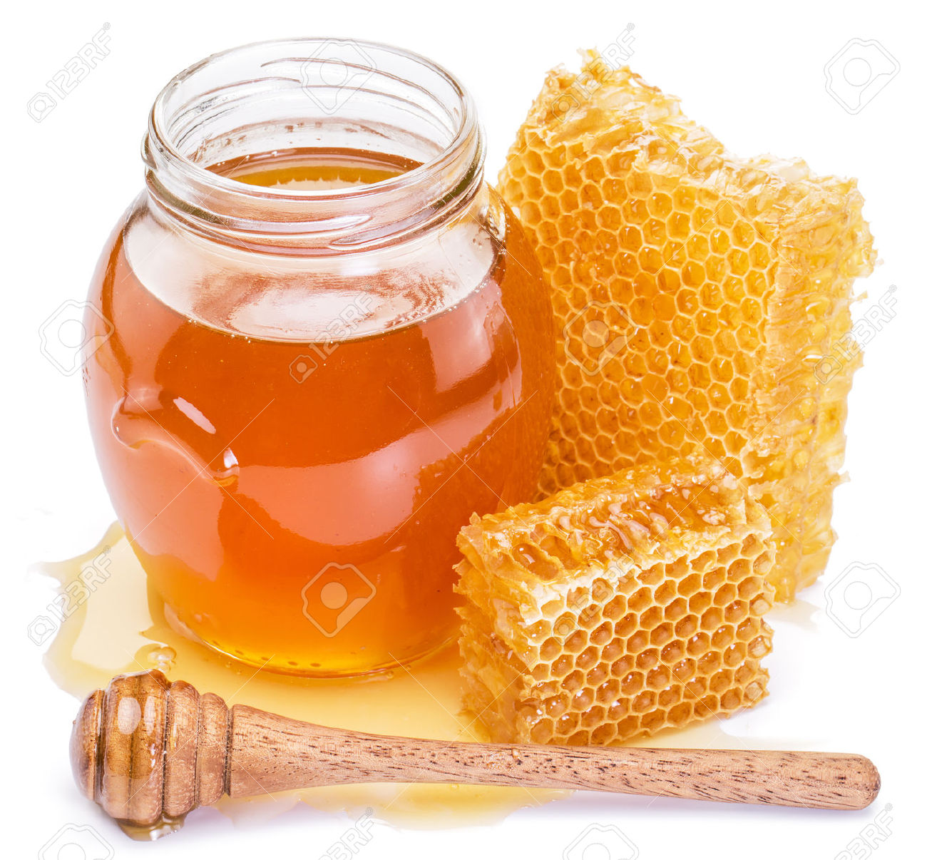 Health Benefits Of Raw Natural Honey