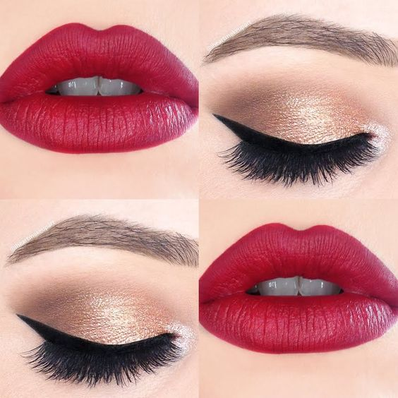 MEN ARE MORE DRAWN TO GIRLS WHO WEAR RED LIPSTICK