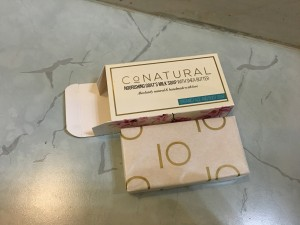 Conatural Nourishing Goat's Milk Soap with Shea Butter