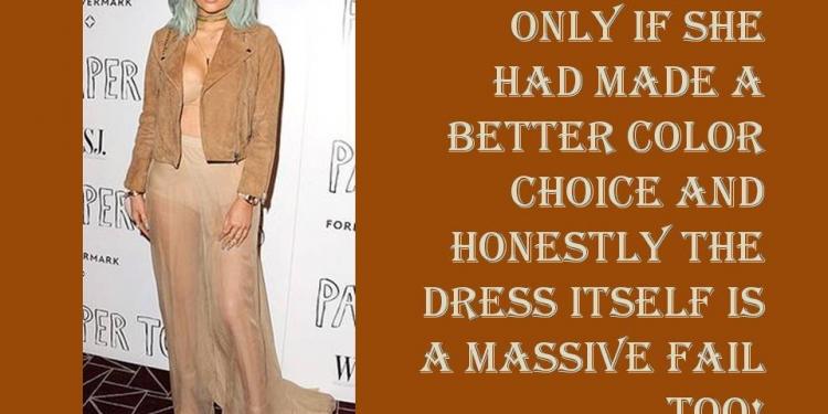 Kylie Jenner Failed Fashion