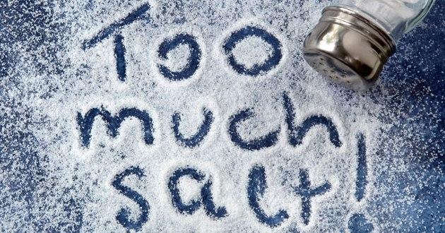 Health Risks of Having Excess Salt