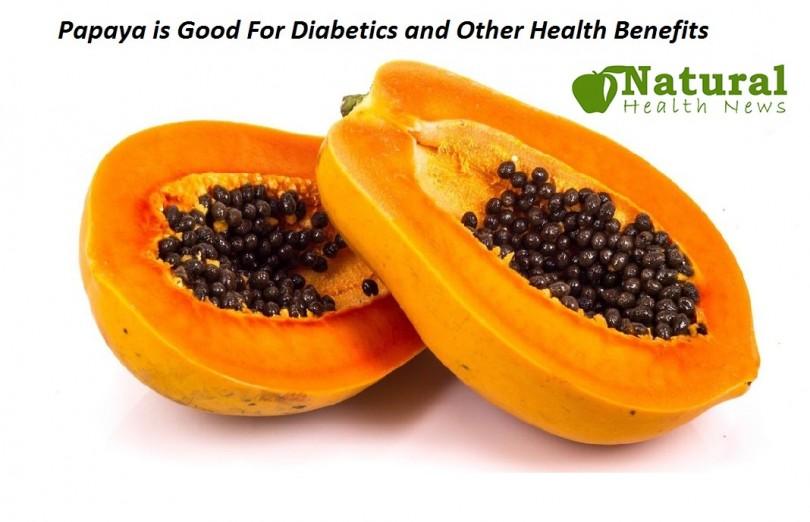 Papaya is Good For Diabetics