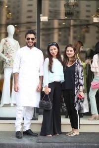 Amjad Bhatti, Amna Ahmar, Sofia Khan