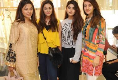 Amna Ahmar, Mahrukh Manan, Tanzeela Khan, Hira Khalid