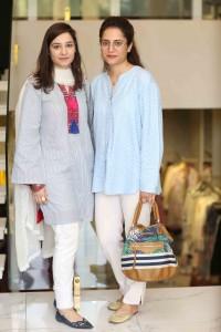 Amna Khan, Fatima Zaman