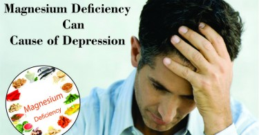 Magnesium Deficiency Can Cause of Depression