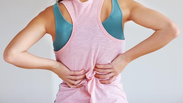 Natural Ways to Treat Back Pain
