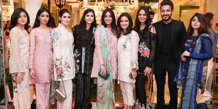 Foha, Sana, Aymen, Mariam, Anum, Shakira, Saira, Amjad, Tanzeela