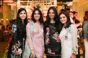 Mariam Shah, Anum Javed Akram, Saira Faisal, Shakira Usman
