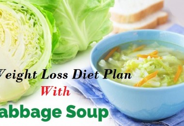 7 Day Recipe for Cabbage Soup Weight Loss Diet Plan