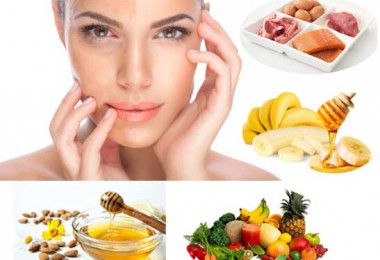 7 Vitamins for Healthy and glowing Skin and Beauty