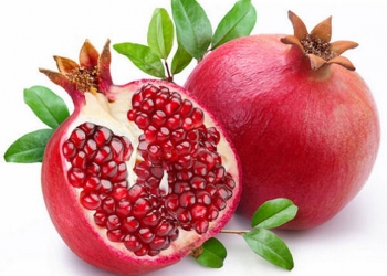 Health Benefits for Pomegranate