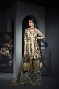 Saira Shakira - A Monsoon Wedding - Look 2 (2)