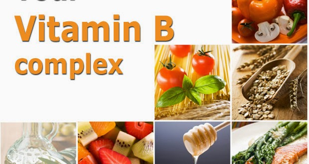 Foods High In Vit B