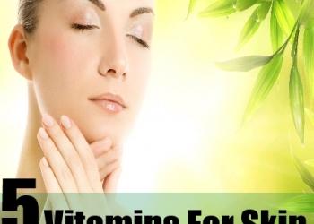 Vitamins for Skin Problems