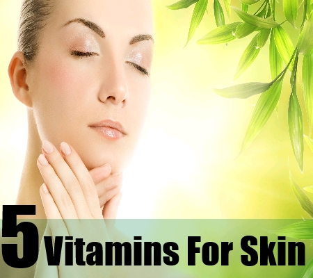 5 Best Vitamins for Skin