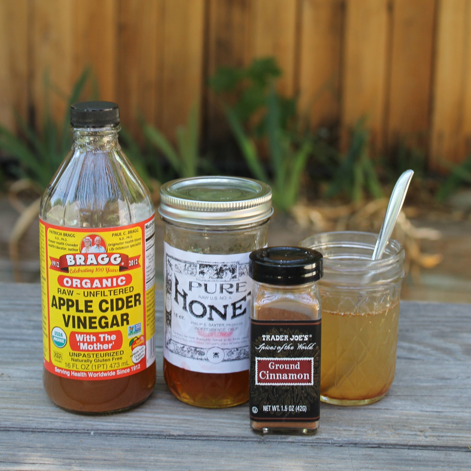 Apple Cider Vinegar and Honey for Weight Loss & Essential ...
