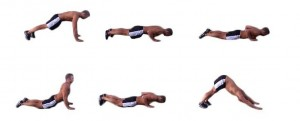 Dolphin Push-up