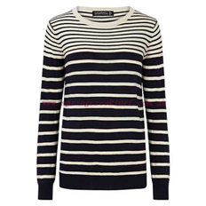 Jigsaw Edie Stripe Jumper