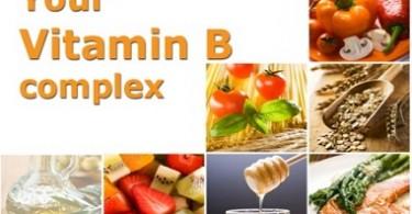 Vitamins B Complex Work on Skin and Hair